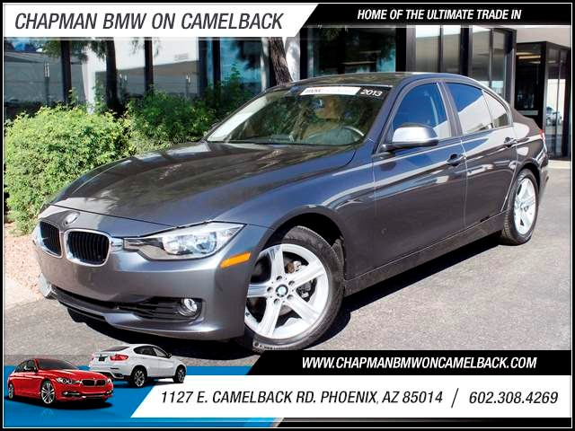 2013 BMW 3-Series Sdn 328i 16566 miles 1127 E Camelback BUY WITH CONFIDENCE Chapman BMW i