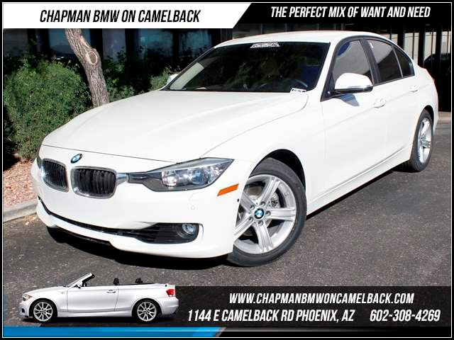 2013 BMW 3-Series Sdn 328i 22394 miles 1144 E CamelbackChapman BMW on Camelback in Phoenix is th