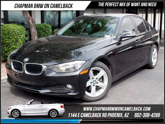 2013 BMW 3-Series Sdn 320i xDrive 15326 miles 1144 E Camelback The BMW Certified Edge Sales Even