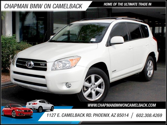 2007 Toyota RAV4 Limited 80654 miles 1127 E Camelback BUY WITH CONFIDENCE Chapman BMW is