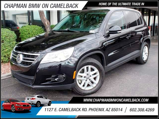 2011 Volkswagen Tiguan SE 51154 miles 1127 E Camelback BUY WITH CONFIDENCE Chapman BMW is