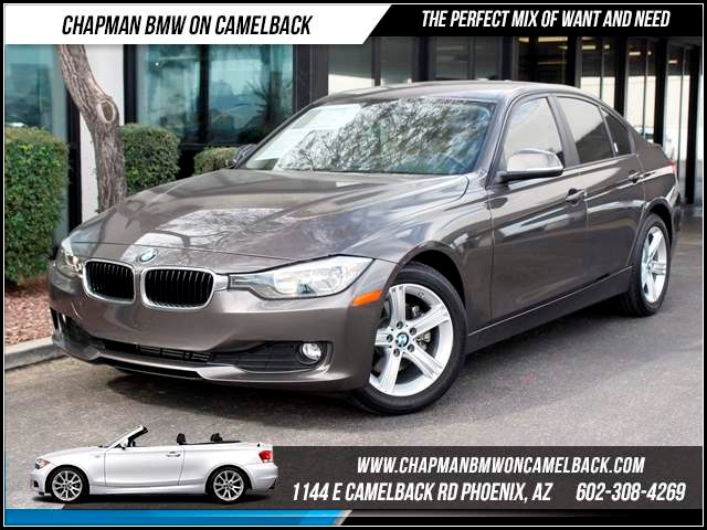 2014 BMW 3-Series Sdn 320i 9108 miles Chapman BMW on Camelback CPO Elite Sales Event Take advant