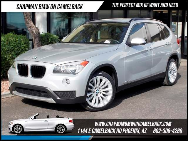 2014 BMW X1 sDrive28i 18521 miles 1144 E CamelbackCPO Elite Sales Event on now at Chapman BMW