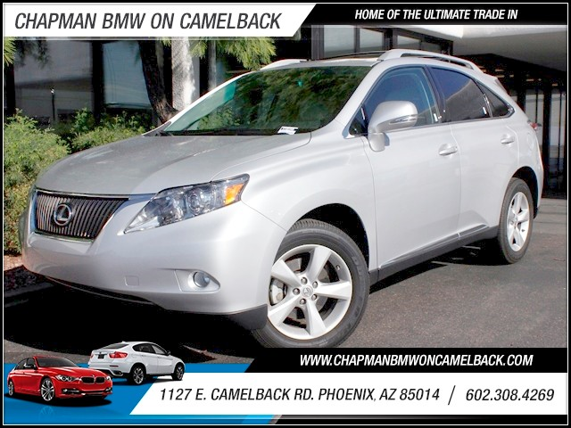 2011 Lexus RX 350 28864 miles 1127 E Camelback BUY WITH CONFIDENCE Chapman BMW Used Car C