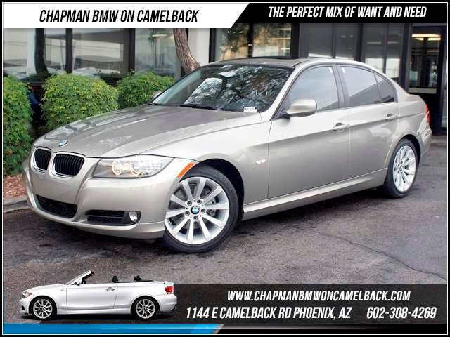 2011 BMW 3-Series Sdn 328i 35138 miles 1144 E CamelbackHappier Holiday Sales Event on Now Chap