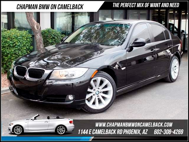 2011 BMW 3-Series Sdn 328i 35824 miles Chapman BMW on Camelback CPO Elite Sales Event Take advan