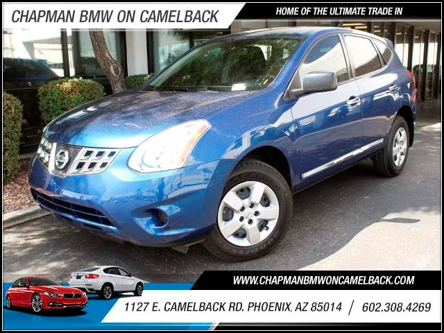 2011 Nissan Rogue S 41407 miles 1127 E Camelback BUY WITH CONFIDENCE Chapman BMW is locat