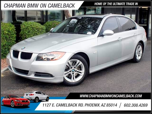 2008 BMW 3-Series Sdn 328i 59258 miles 1127 E Camelback BUY WITH CONFIDENCE Chapman BMW i