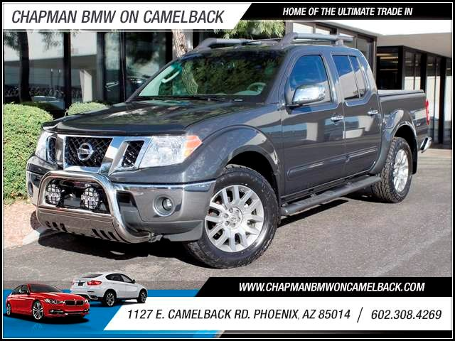 2011 Nissan Frontier SV Crew Cab 39085 miles 1127 E Camelback BLACK FRIDAY SALE EVENT going on NO