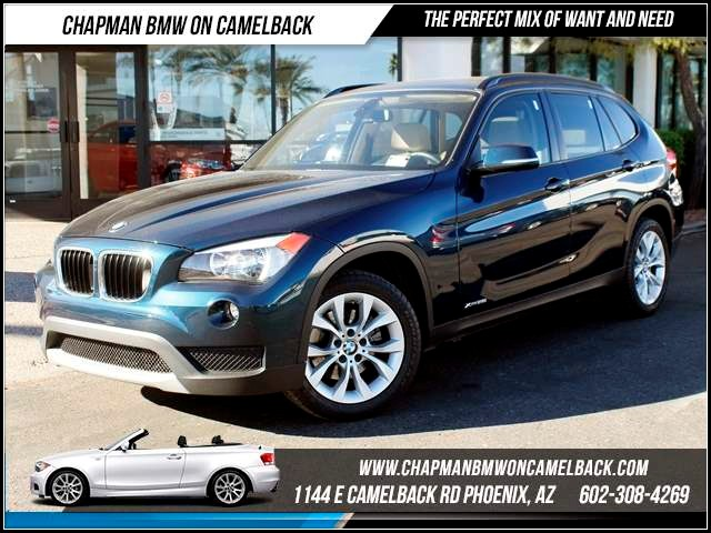2014 BMW X1 xDrive28i 17959 miles 1144 E CamelbackCPO Elite Sales Event on now at Chapman BMW