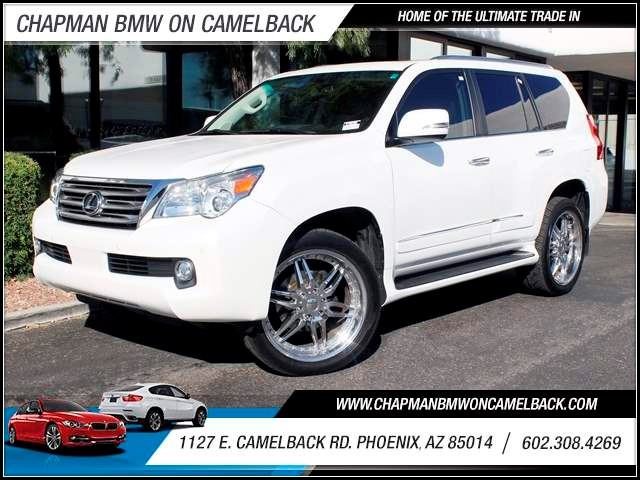 2012 Lexus GX 460 60702 miles 1127 E Camelback BUY WITH CONFIDENCE Chapman BMW is located