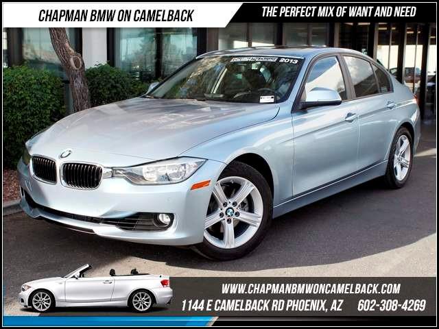 2013 BMW 3-Series Sdn 328i PremTech Pkg Nav 16823 miles 1144 E CamelbackCPO Elite Sales Event