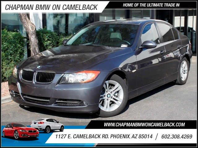 2008 BMW 3-Series Sdn 328i 86265 miles Phone pre-wired for phone Cruise control Anti-theft syste