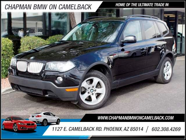 2008 BMW X3 30si 67262 miles 1127 E Camelback BUY WITH CONFIDENCE Chapman BMW is located