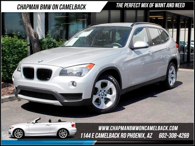 2013 BMW X1 sDrive28i 30504 miles 1144 E CamelbackCPO Spring Sales Event on now at Chapman BM