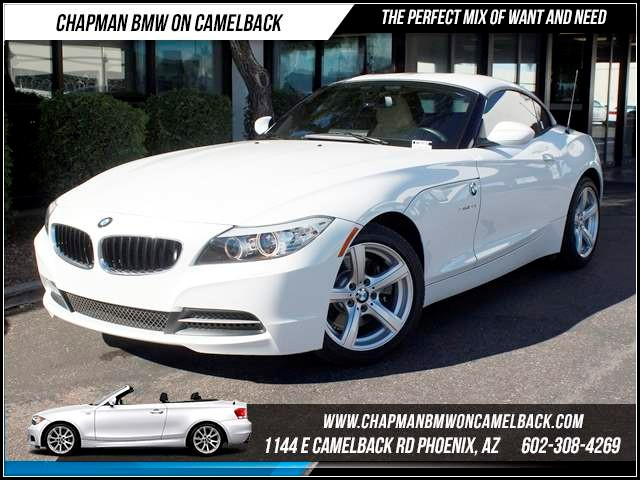 2013 BMW Z4 sDrive28i Nav 18953 miles 1144 E CamelbackHappier Holiday Sales Event on Now Chapm