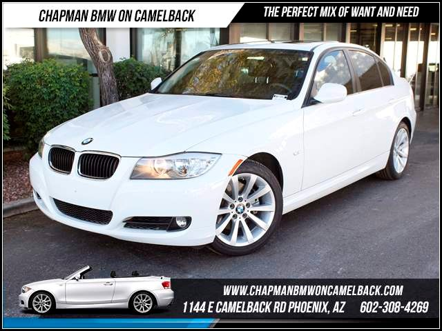 2011 BMW 3-Series Sdn 328i 23328 miles 1144 E CamelbackCPO Elite Sales Event on now at Chapman