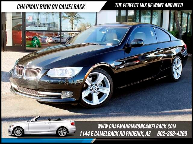 2011 BMW 3-Series Cpe 328i 86774 miles 1144 E CamelbackHappier Holiday Sales Event on Now Chap