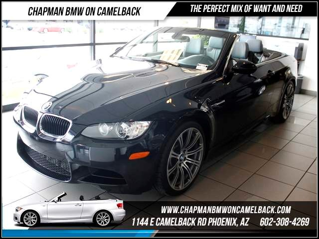 2011 BMW M3 23029 miles 1144 E CamelbackCPO Elite Sales Event on now at Chapman BMW on Camelba