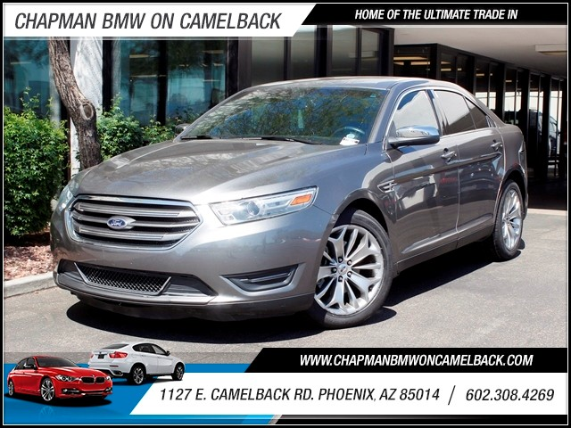 2013 Ford Taurus Limited 44920 miles 602 385-2286 1127 E Camelback HOME OF THE ULTIMATE TRAD