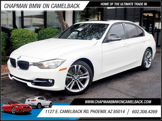 2012 BMW 3-Series Sdn 328i 75701 miles 1144 E CamelbackHappier Holiday Sales Event on Now Chap