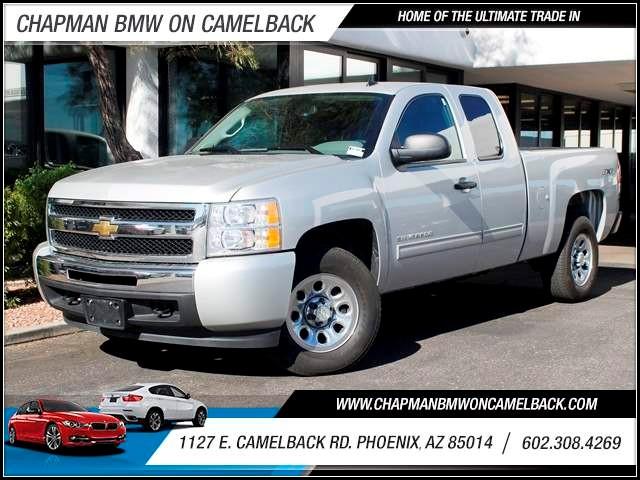 2011 Chevrolet Silverado 1500 LS Extended Cab 21413 miles 1127 E Camelback BUY WITH CONFIDENCE