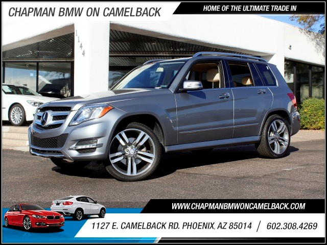 2013 Mercedes GLK-Class GLK350 26567 miles 1127 E Camelback BUY WITH CONFIDENCE Chapman