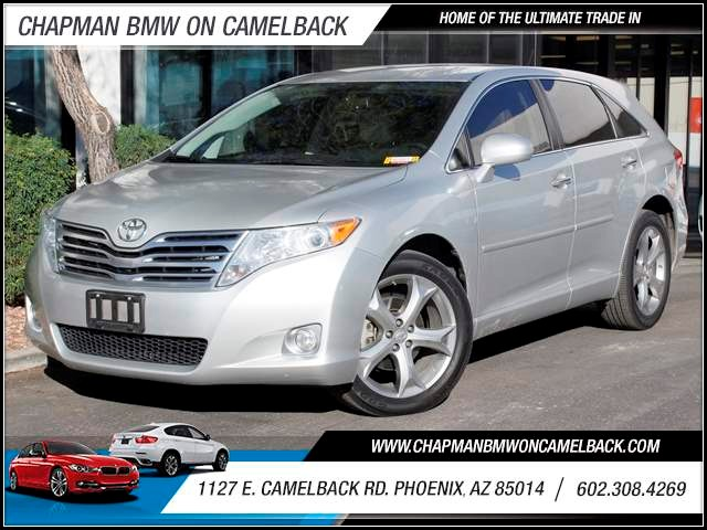 2009 Toyota Venza 63200 miles 1127 E Camelback BUY WITH CONFIDENCE Chapman BMW is located