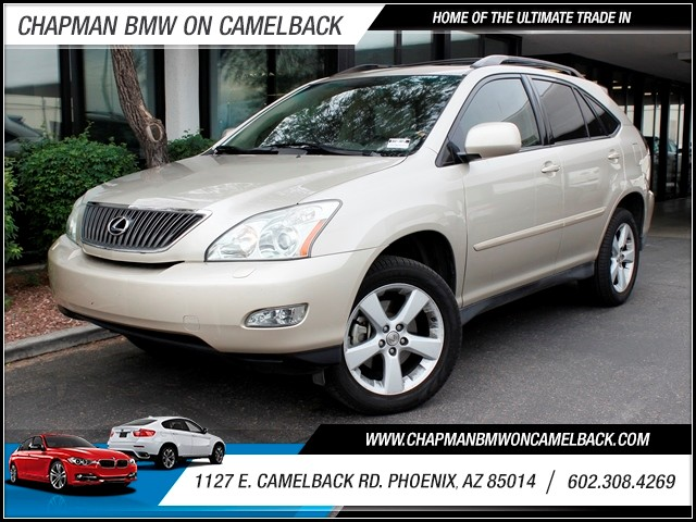 2004 Lexus RX 330 90057 miles 1127 E Camelback BUY WITH CONFIDENCE Chapman BMW is located