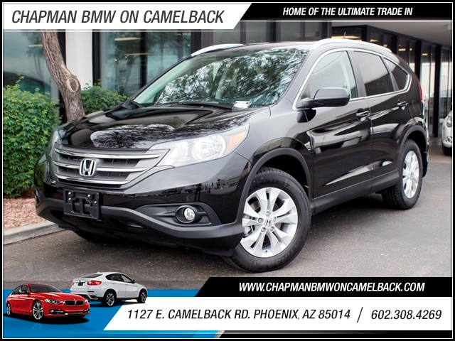 2013 Honda CR-V EX-L 8428 miles 1127 E Camelback BUY WITH CONFIDENCE Chapman BMW is locat