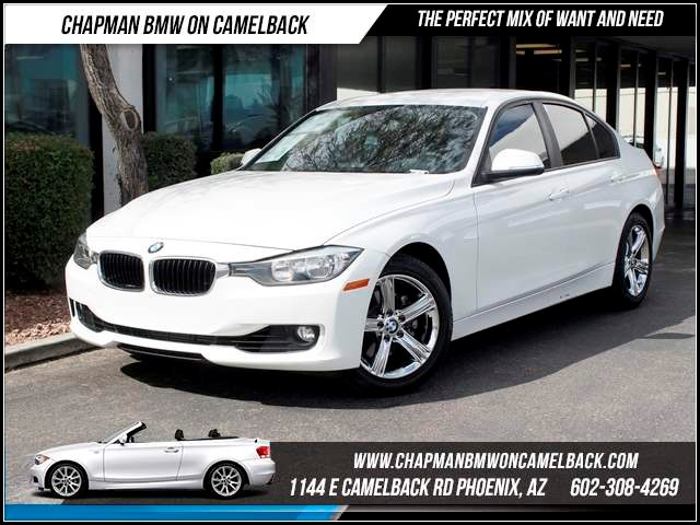 2012 BMW 3-Series Sdn 328i 49984 miles 1144 E CamelbackCPO Spring Sales Event on now at Chapm