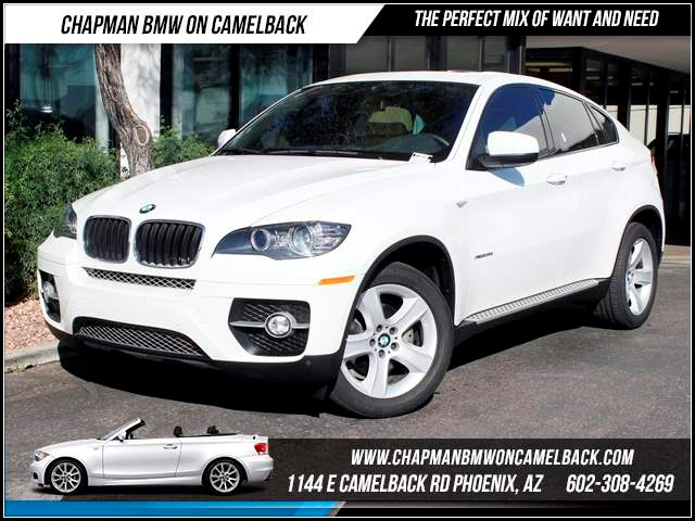 2011 BMW X6 xDrive35i Sport Pkg 39580 miles Chapman BMW on Camelback CPO Elite Sales Event Take