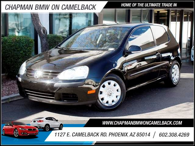 2008 Volkswagen Rabbit S PZEV 117891 miles 602 385-2286 1127 Camelback TAX SEASON IS HERE B