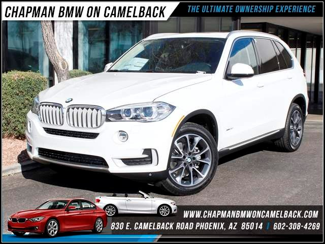2015 BMW X5 xDrive35i NAV PremCold Weather 5 miles 1144 E CamelbackCPO Spring Sales Event on