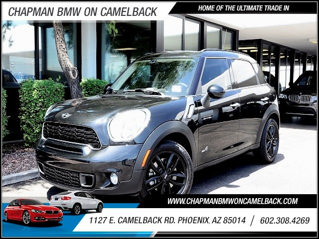 2012 MINI Cooper Countryman S ALL4 65542 miles 1127 E Camelback BUY WITH CONFIDENCE Chap