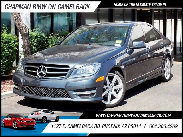 2013 Mercedes C-Class C250 Luxury 20627 miles 602 385-2286 1127 Camelback TAX SEASON IS HERE