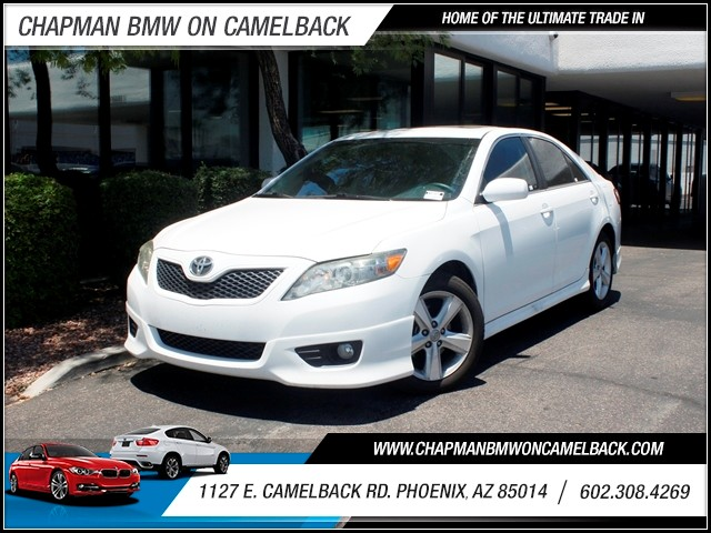 2011 Toyota Camry SE 62939 miles 602 385-2286 1127 Camelback TAX SEASON IS HERE Buy the car