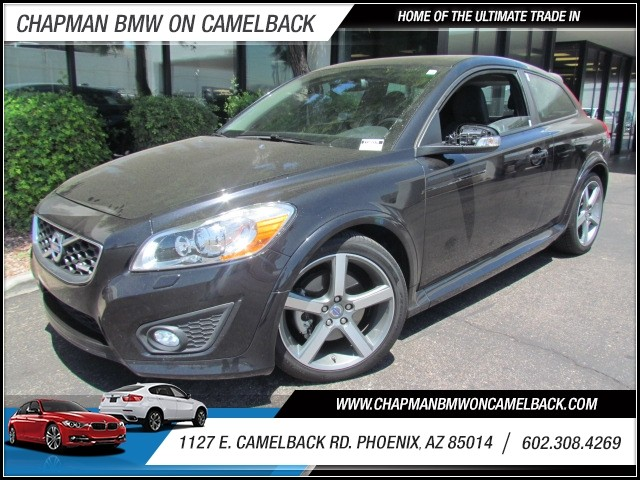 2013 Volvo C30 T5 Premier 48421 miles 602 385-2286 1127 E Camelback HOME OF THE ULTIMATE TRA
