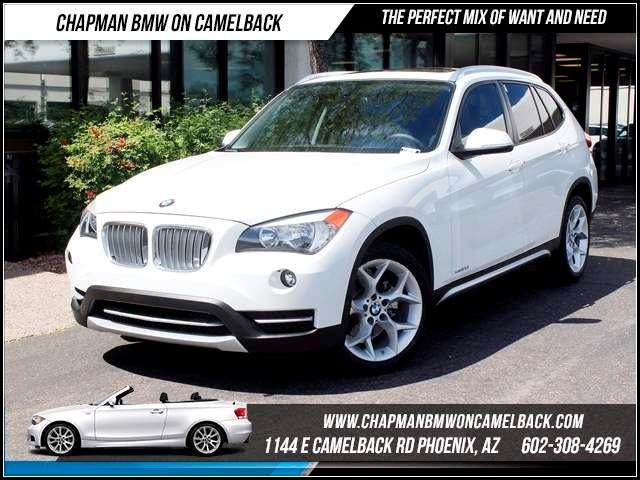 2013 BMW X1 sDrive28i NAV PremTech Pkgs xLi 30068 miles 1144 E CamelbackMarch Madness Sales