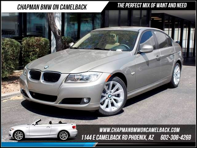 2011 BMW 3-Series Sdn 328i PremValue Pkg 49261 miles Memorial Day Sales Event at Chapman BMW on