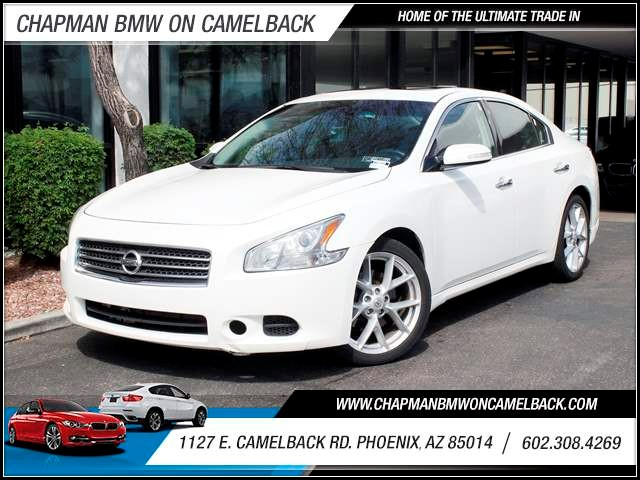 2009 Nissan Maxima 35 S 58450 miles 602 385-2286 1127 Camelback TAX SEASON IS HERE Buy the