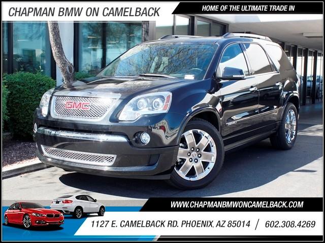 2011 GMC Acadia Denali 39167 miles 602 385-2286 1127 Camelback RD TAX SEASON IS HERE Buy th