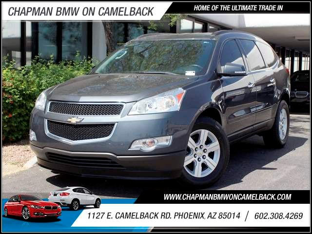2011 Chevrolet Traverse LT 42566 miles 602 385-2286 1127 E Camelback HOME OF THE ULTIMATE TR