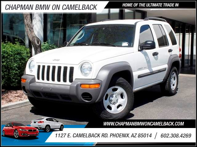 2003 Jeep Liberty Sport 85404 miles 602 385-2286 1127 Camelback RD TAX SEASON IS HERE Buy t
