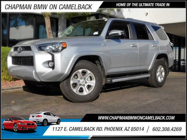 2015 Toyota 4Runner SR5 Premium 11657 miles 1127 E Camelback BUY WITH CONFIDENCE Chapman