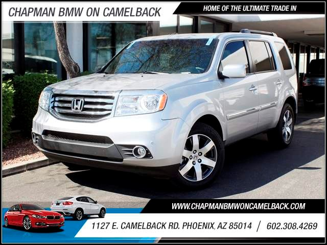 2013 Honda Pilot Touring 28317 miles 602 385-2286 1127 E Camelback HOME OF THE ULTIMATE TRAD