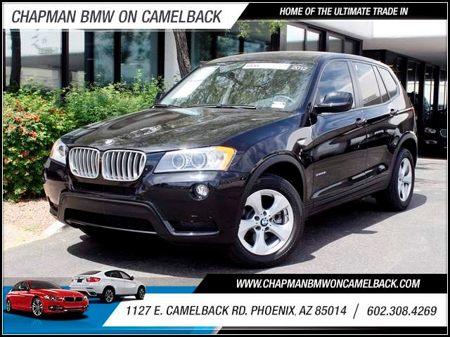 2012 BMW X3 xDrive28i 36767 miles 602 385-2286 1127 E Camelback HOME OF THE ULTIMATE TRADE I