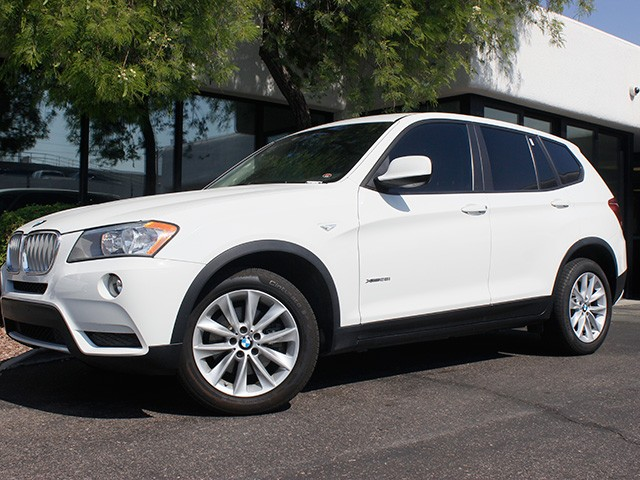 2013 BMW X3 xDrive28i 42689 miles 1144 E Camelback The BMW Certified Edge Sales Event If you