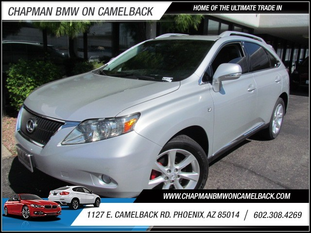 2010 Lexus RX 350 73481 miles 602 385-2286 1127 E Camelback HOME OF THE ULTIMATE TRADE IN