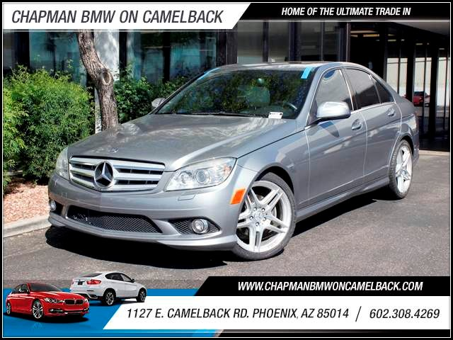 2009 Mercedes C-Class C300 Luxury 67711 miles 602 385-2286 1127 Camelback RD TAX SEASON IS HE